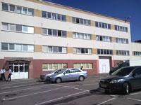 Офис Торгового Дома «КРАНИМПОРТ» в Москве, центральный вход