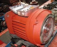 Электродвигатели для электроталей производства завода Балканско Эхо